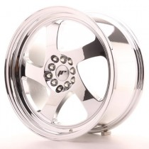 Japan Racing JR15 16x9 Vacum chrome