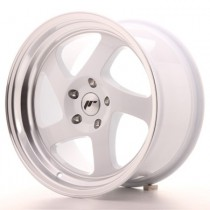 Japan Racing JR15 17x9 Blank white