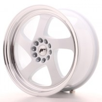 Japan Racing JR15 16x9 white