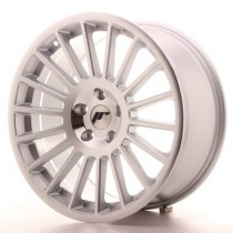 Japan Racing JR16 18x9,5 Blank machined silver