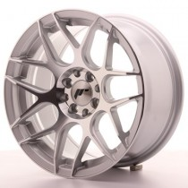 Japan Racing JR18 16x7 silver machined