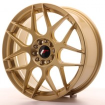Japan Racing JR18 17x7 Gold