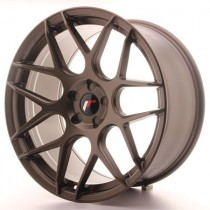 Japan Racing JR18 17x8 Blank Bronze