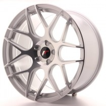 Japan Racing JR18 20x8,5 Blank silver machined