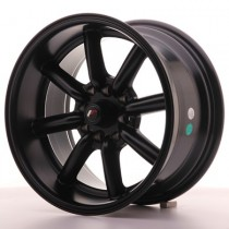 Japan Racing JR19 16x8 blank matt black