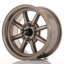 Japan Racing JR19 14x8 4x100/114,3 ET-13 matt bronze