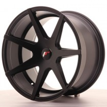Japan Racing JR20 20x10 Blank matt black