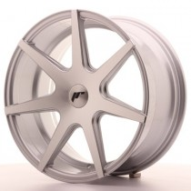 Japan Racing JR20 20x11 Blank silver machined