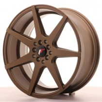 Japan Racing JR20 19x8,5 matt bronze