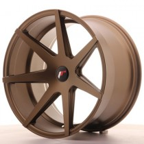Japan Racing JR20 19x8,5 Blank matt bronze