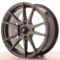 Japan Racing JR21 18x8,5 Blank hyper black