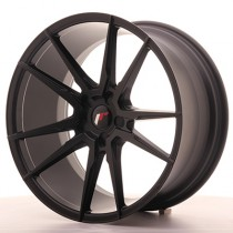 Japan Racing JR21 20x10 Blank matt black