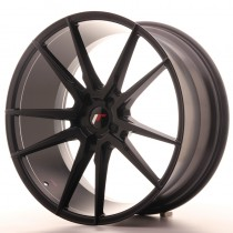 Japan Racing JR21 21x10 Blank matt black
