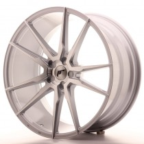 Japan Racing JR21 22x9,5 Blank silver machined