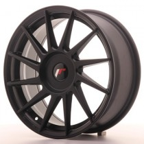 Japan Racing JR22 17x8 matt black Blank