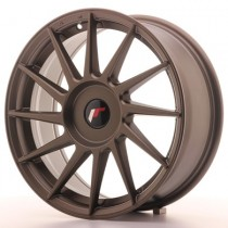 Japan Racing JR22 17x8 Blank bronze