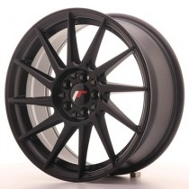 Japan Racing JR22 18x8 matt black
