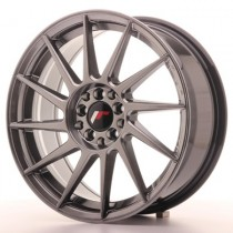 Japan Racing JR22 18x7,5 Hyperblack