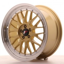 Japan Racing JR23 18x8 blank Gold