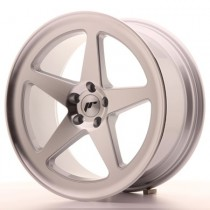 Japan Racing JR24 18x8,5 machined silver
