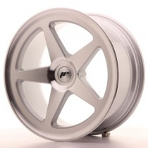 Japan Racing JR24 18x8,5 Blank machined silver