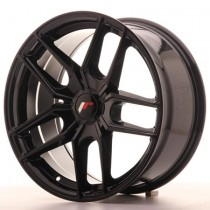 Japan Racing JR25 18x8,5 Blank black