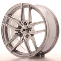 Japan Racing JR25 19x8,5 Blank machined silver