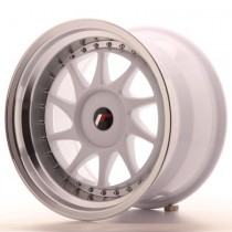 Japan Racing JR26 18x8,5 blank white
