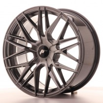 Japan Racing JR28 20x8,5 blank hyper black
