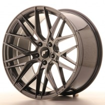 Japan Racing JR28 17x8 hyper black