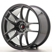 Japan Racing JR29 17x8 hyper black