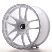 Japan Racing JR29 17x8 blank white