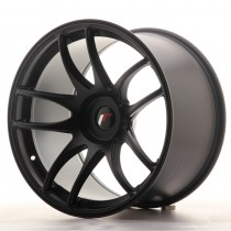 Japan Racing JR29 17x8 blank matt black