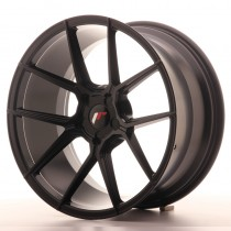 Japan Racing JR30 20x10 blank matt black