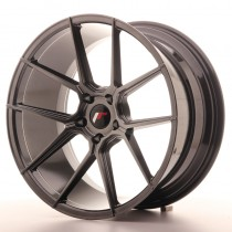 Japan Racing JR30 20x8,5 blank hyper black