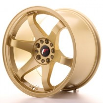Japan Racing JR3 18x10 gold