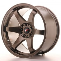 Japan Racing JR3 17x9 bronze