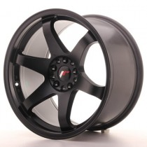 Japan Racing JR3 18x9 matt black