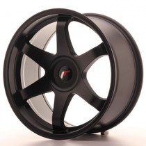 Japan Racing JR3 18x8 blank matt black
