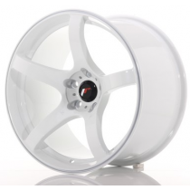 Japan Racing JR32 18x8,5 blank white