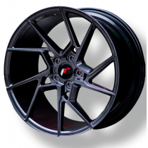 Japan Racing JR33 19x8,5 blank silver machined