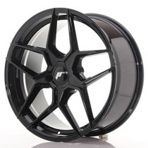 Japan Racing JR34 20x9 blank glossy black