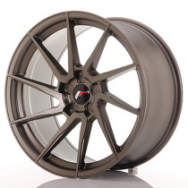 Japan Racing JR36 20x10 blank matt bronze
