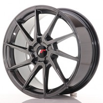 Japan Racing JR36 19x9,5 blank hyper black