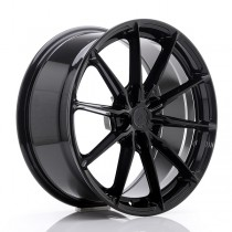 Japan Racing JR37 20x10 blank glossy black