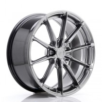 Japan Racing JR37 19x8,5 blank hyper black