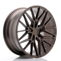 Japan Racing JR38 18x9 blank bronze