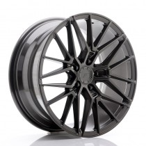 Japan Racing JR38 18x8 blank hyper gray