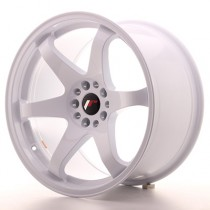 Japan Racing JR3 18x10 white