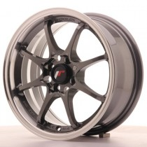 Japan Racing JR5 16x7 gun metal